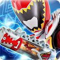 Power Rangers Dino Charge Scan icon