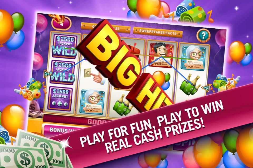PCH Cash Slots - Revenue & Download estimates - Google Play