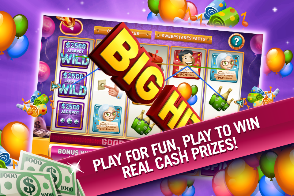 PCH Cash Slots - screenshot