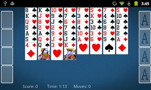 FreeCell Solitaire Screenshot 15