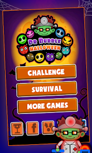 Doctor Bubble Halloween- screenshot thumbnail