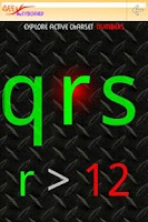 Screenshot of Geek Keyboard (Lite)