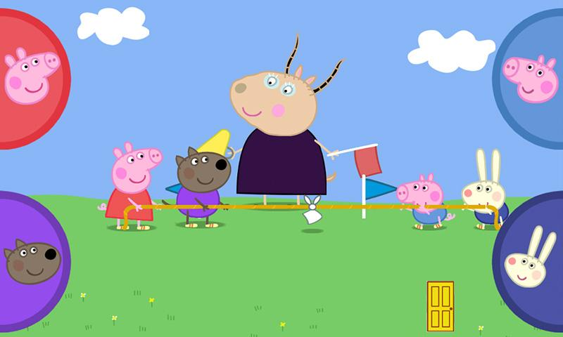 Peppa Pig's Sports Day - screenshot