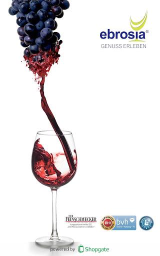 Wein-Shop ebrosia