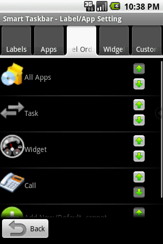 Smart Taskbar 1 (V1) - screenshot