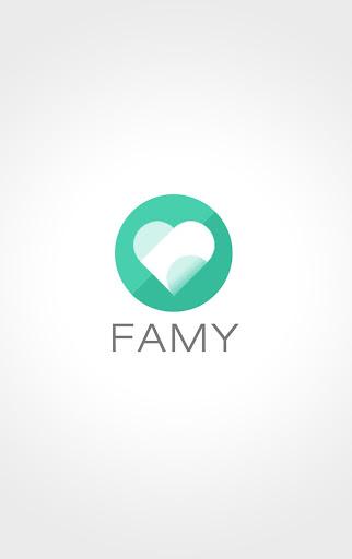 패미 famy - 위치추적 위치찾기 안전귀가