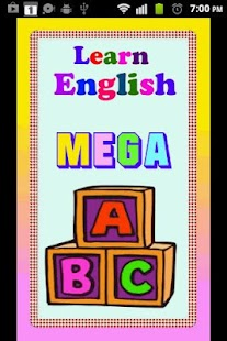 Kids Mega ABC Lite - screenshot thumbnail