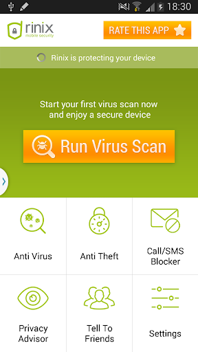 Free Antivirus 2015 +Security