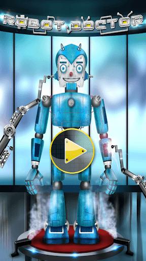로봇 의사 - 아이 재미있는 게임