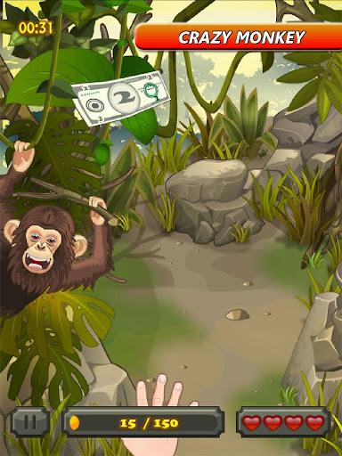 Grab the Money Monkey Games