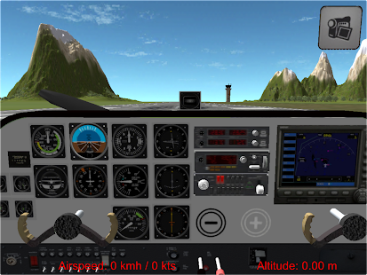Flight Simulator Cezna Free - screenshot thumbnail