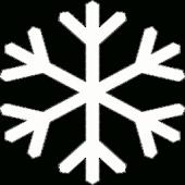 Snowing Screen