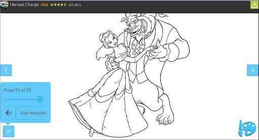 【免費漫畫App】Coloring Princess-APP點子