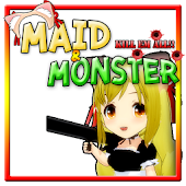 Cute Maid vs Monsters