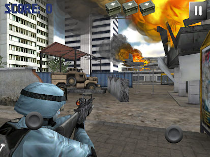 Alpha Team - SWAT Strike Force - screenshot thumbnail