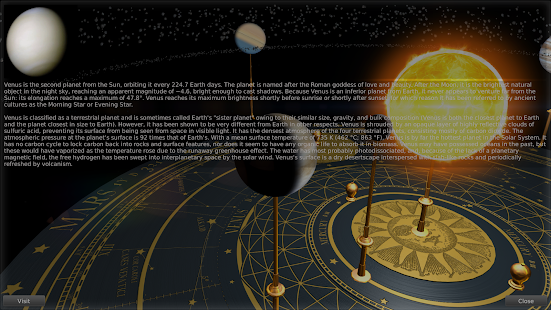 Orrery- screenshot thumbnail
