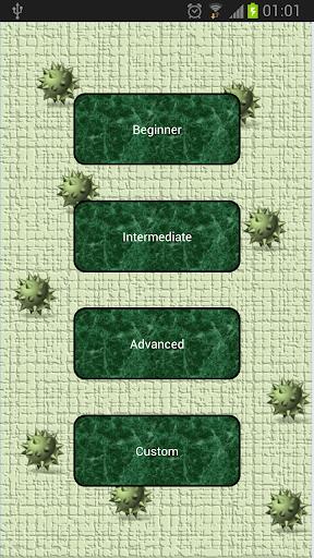Mayın Tarlası Minesweeper
