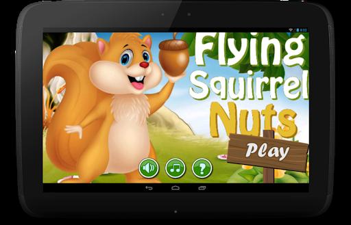 Flying Squirrel Nuts