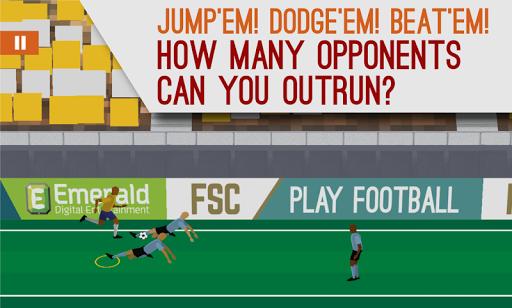 Football Soccer Club Attack