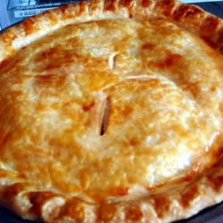 Rhubarb Pie IV