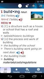 Oxford Advanced Learner's 8 Screenshot 1