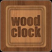 Wood Clock PRO