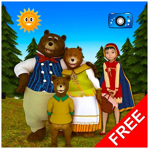 動物大探索:童話傳說 - 兒童教育遊戲 教育 App LOGO-APP試玩