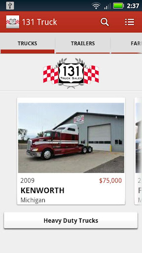 131 Truck Sales