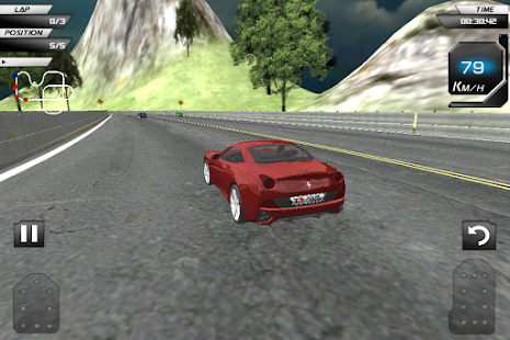 Car Racing - Thirst For Speed - screenshot thumbnail