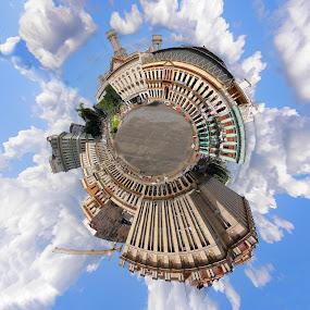 Havana by Sergio Martins - Digital Art Places ( tiny, me, havana, world, cuba )
