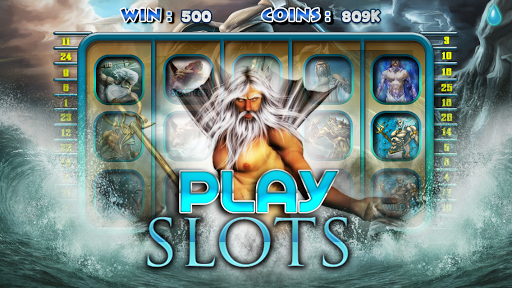 Poseidon Sea God Slots