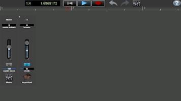 Screenshot of Harpsichord Pro