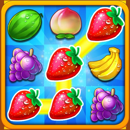 水果飞溅 - Fruit Splash 休閒 App LOGO-硬是要APP