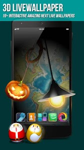 Next Launcher 3D Shell v3.20.2