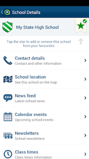 QSchools- screenshot thumbnail