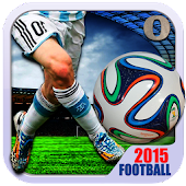 Game Play Real Football 2015 Game APK for Kindle