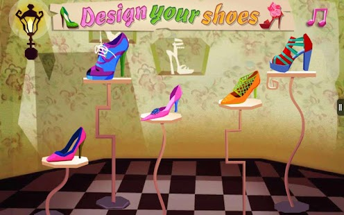 Design Your Shoes