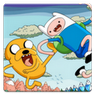 Adventure Time: Jumping Finn icon