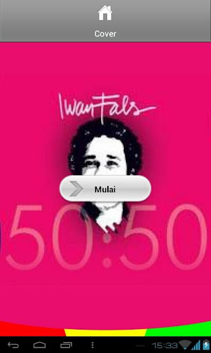 IWAN FALS – Album 50:50 2007