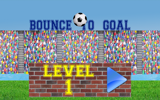 Bounce to goal