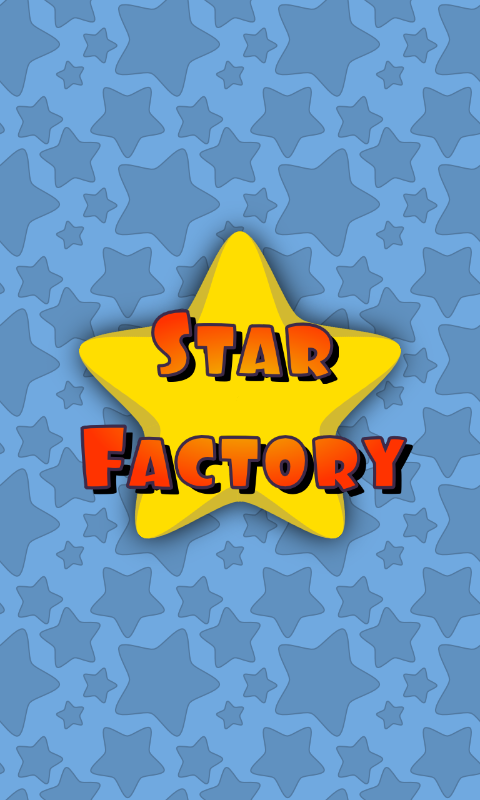 Star Factory - screenshot