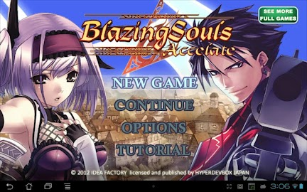 RPG Blazing Souls Accelate Screenshot 25