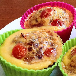 Savoury Egg Muffins (Paleo)