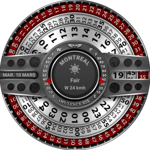 Opulence RSE Watch Face | Android Wear Center