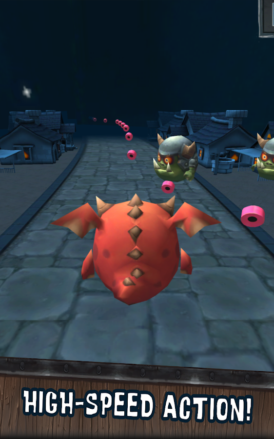 Monster Fly Mania- screenshot