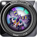 SuperPhoto – Effects + Filters logo