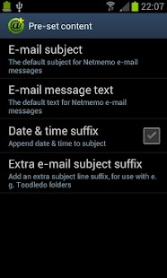 Netmemo Plus Voice Recorder - screenshot thumbnail