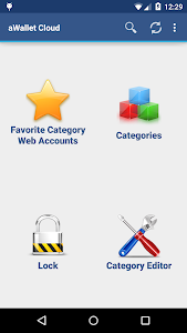 aWallet Cloud Password Manager v3.5.1