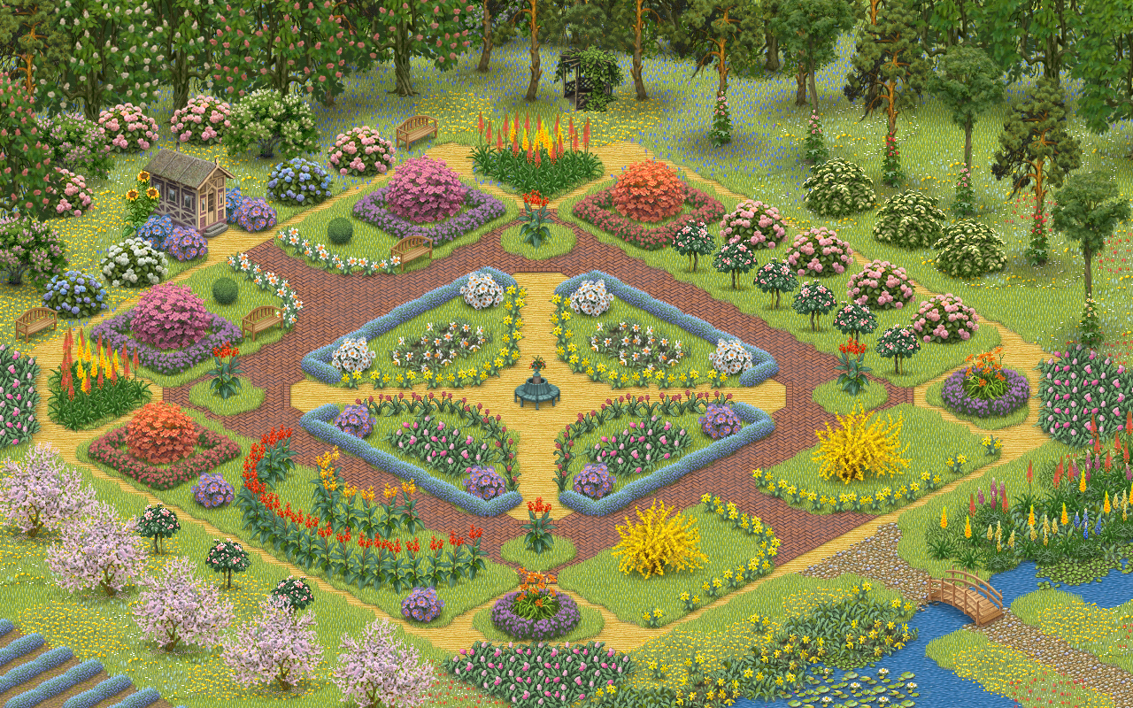Inner Garden: Flower Garden 1 - Android Apps on Google Play
