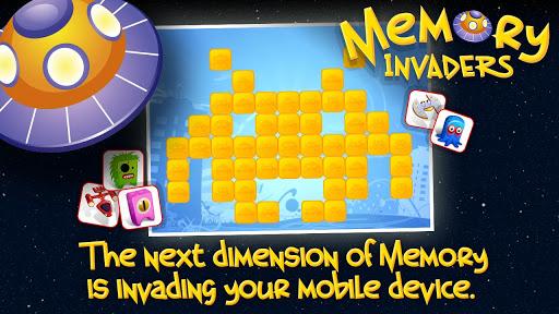 Memory: Invaders